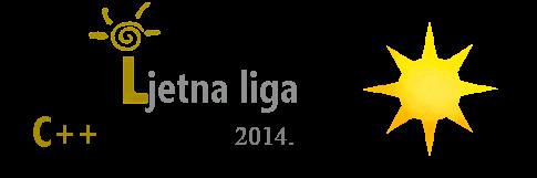 Ljetna liga C++ 2014