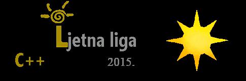 Ljetna liga C++ 2015