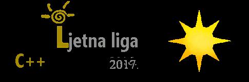 Ljetna liga C++ 2017